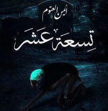 تحميل رواية تسعة عشر pdf – أيمن العتوم