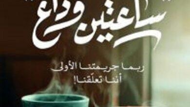 صورة تحميل رواية ساعتين وداع pdf – أحمد مهنى