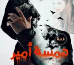 تحميل همسة أمير pdf ــ فيروز عبدالعزيز