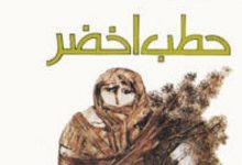 كتاب حطب أخضر - إبراهيم نصر الله